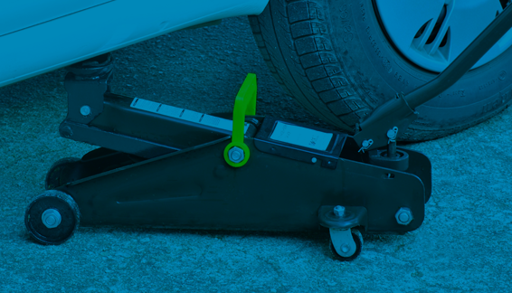 What are hydraulic jacks?
